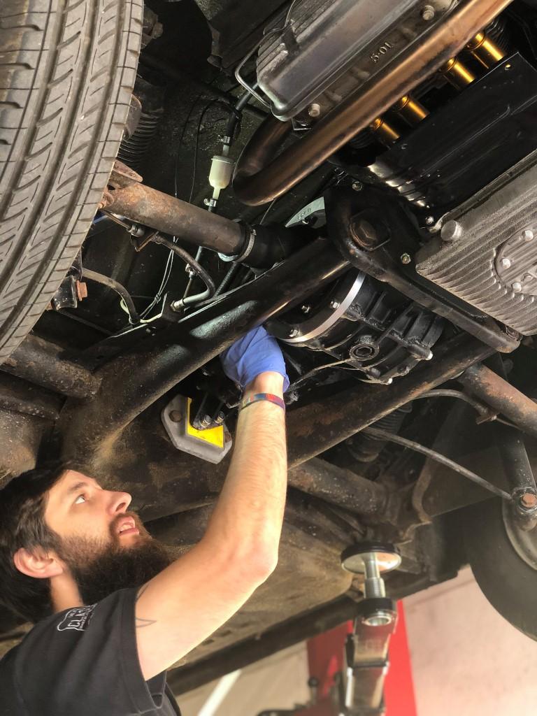 Fabrication, Mechanics And Bodywork (1)