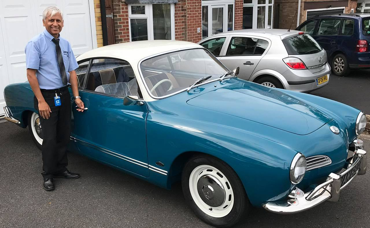 Before And After Karmann Khia Restorations (1)