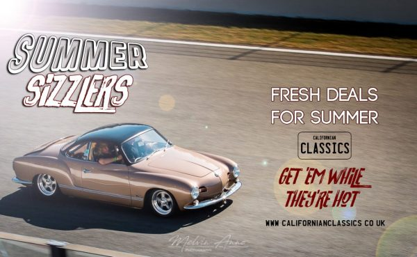 Summer Sizzlers Banner